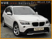 USED 2010 60 BMW X1 2.0 XDRIVE20D SE 5d AUTO 174 BHP *5 BMW SERVICE STAMPS*