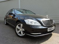 USED 2010 59 MERCEDES-BENZ S CLASS 3.0 S350 CDI BLUEEFFICIENCY L 4d AUTO 235 BHP