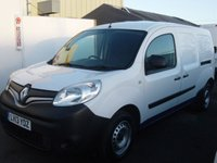 2013 RENAULT KANGOO MAXI 1.5 LL21 CORE DCI 1d 90 BHP LONG WHEELBASE AIR CONDITIONING SERVICE HISTORY £SOLD