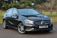 2013 MERCEDES-BENZ A CLASS 1.5 A180 CDI BLUEEFFICIENCY SPORT 5d 109 BHP £12190.00