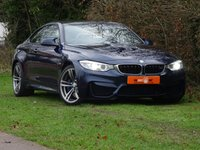 2014 BMW M4 3.0 DCT 2dr (start/stop) £32750.00