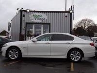 2013 BMW 5 SERIES 2.0 520D SE 4d AUTO 181 BHP £11495.00