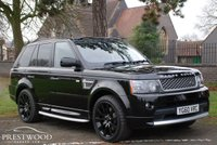 USED 2011 60 LAND ROVER RANGE ROVER SPORT 3.0 TDV6 AUTOBIOGRAPHY AUTO [245 BHP]