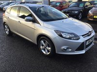 USED 2011 11 FORD FOCUS 1.6 ZETEC 5d 104 BHP PRICE INCLUDES A 6 MONTH AA WARRANTY DEALER CARE EXTENDED GUARANTEE, 1 YEARS MOT AND A OIL & FILTERS SERVICE. 6 MONTHS FREE BREAKDOWN COVER.