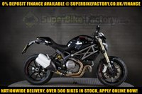 USED 2011 11 DUCATI MONSTER M1100 EVO GOOD BAD CREDIT ACCEPTED, NATIONWIDE DELIVERY,APPLY NOW