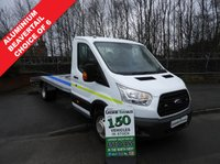 USED 2015 15 FORD TRANSIT 2.2 350 RECOVERY TRUCK 125 BHP BEAVERTAIL EXLWB L4 FSH FSH FROM NEW CHOICE IN STOCK