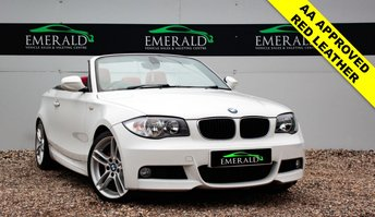 2009 BMW 1 SERIES 2.0 118D M SPORT 2d 141 BHP £8000.00