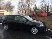 2011 VOLKSWAGEN GOLF 1.4 GT TSI 3d 160 BHP £7995.00
