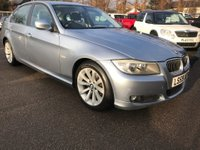 USED 2009 59 BMW 3 SERIES 2.0 318I SE 4d AUTO 141 BHP