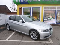 USED 2009 09 BMW 3 SERIES 2.0 320D SE BUSINESS EDITION 4d AUTO 175 BHP