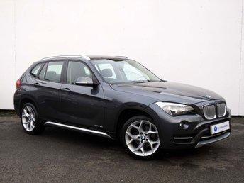 2012 BMW X1 2.0 XDRIVE18D XLINE 5d AUTO 141 BHP £12995.00