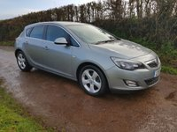 USED 2011 11 VAUXHALL ASTRA 1.7 SRI CDTI 5d 108 BHP **LOVELY CONDITION**SUPERB DRIVE**