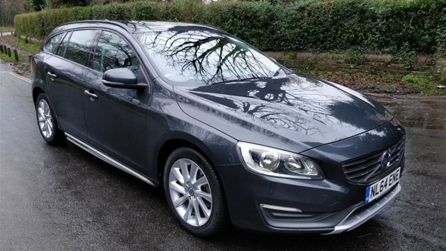 2014 64 VOLVO V60 2.0 D4 BUSINESS EDITION 5d 178 BHP