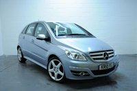 2010 MERCEDES-BENZ B CLASS 2.0 B200 CDI SPORT 5d 140 BHP £6295.00