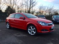 2009 VAUXHALL ASTRA 1.8 SRI 3d 140 BHP part exchange to clear £2500.00