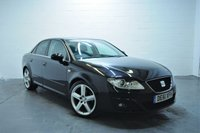 USED 2011 61 SEAT EXEO 2.0 SPORT TECH CR TDI MULTITRONIC 4d AUTO 141 BHP EXCELLENT CONDITION + SERVICE HISTORY