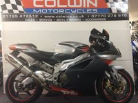 USED 2004 54 APRILIA RSV MILLE 998cc RSV MILLE 04  16,000 MILES WITH FSH!!!