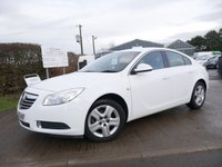 USED 2009 09 VAUXHALL INSIGNIA 1.8 EXCLUSIV 5d 140 BHP Exclusive offer for 2018, all our used vehicles come with 6 months RAC Platinum full mechanical and electrical warranty with 12 months RAC breakdown cover!!!