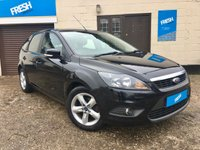 USED 2010 60 FORD FOCUS 1.6 ZETEC TDCI 5dr * 0% Deposit Finance Available