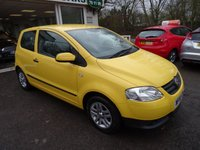 USED 2011 60 VOLKSWAGEN FOX 1.2 URBAN FOX 3d 59 BHP Full Volkswagen Service History + Just Serviced by ourselves, One Previous Owner, NEW MOT (to be completed), Lowest Insurance Group!