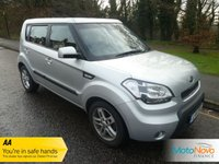 USED 2011 11 KIA SOUL 1.6 2 CRDI 5d AUTO 127 BHP Fantastic Low Mileage Lady Owned Kia Soul Automatic with Air Conditioning, Alloy Wheels and Service History