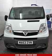 USED 2013 63 VAUXHALL VIVARO 2.0 2900 CDTI 113 BHP + Long Wheel Base + 54549 miles + Air Con + Bluetooth + *Over The Phone Low Rate Finance Available*   *UK Delivery Can Also Be Arranged*           ___________       Call us on 01709 866668 or Send us a Text on 07462 824433