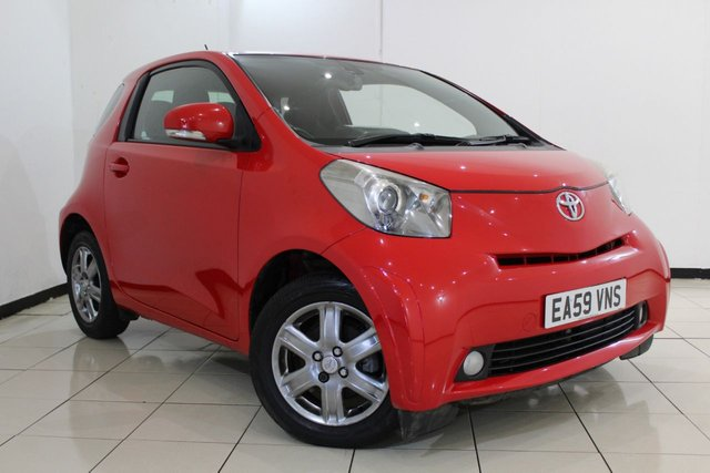 View our 2009 59 TOYOTA IQ 1.0 VVT-I IQ2 3DR 68 BHP