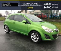 USED 2011 61 VAUXHALL CORSA 1.4 SXI AC 3d AUTO 55000 miles very clean example ready to drive away