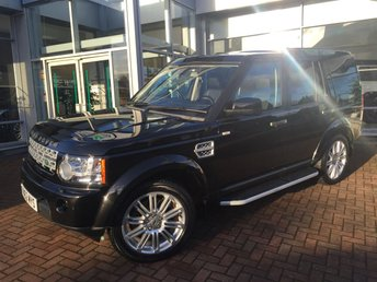 2012 LAND ROVER DISCOVERY 3.0 4 SDV6 XS 5d AUTO 255 BHP £24250.00