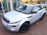USED 2012 12 LAND ROVER RANGE ROVER EVOQUE 2.2 SD4 DYNAMIC 5d AUTO 190 BHP