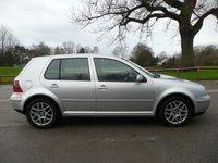 2001 VOLKSWAGEN GOLF 1.9 GT TDI 5d 114 BHP £1495.00