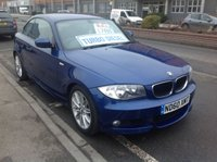 2011 BMW 1 SERIES 2.0 120D M SPORT 2d 175 BHP £SOLD