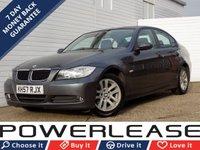 USED 2007 57 BMW 3 SERIES 2.0 320I ES 4d 169 BHP HEATED LEATHER SEATS