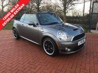 2010 MINI CONVERTIBLE 1.6 COOPER S 2d 184 BHP £9990.00