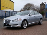 2010 JAGUAR XF 3.0 V6 LUXURY 4d AUTO  £9495.00