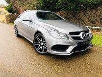 2014 MERCEDES-BENZ E CLASS 2.1 E250 CDI AMG LINE 2d AUTO 201 BHP £16000.00