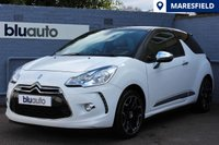 2011 CITROEN DS3 1.6 THP DSPORT PLUS 3d 150 BHP £6795.00