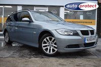 2005 BMW 3 SERIES 2.0 320D SE TOURING 5d 161 BHP £4499.00