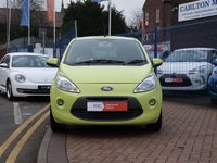 USED 2009 09 FORD KA 1.2 ZETEC 3d  £30 ROAD TAX ~ AIR CONDITIONING ~ ALLOYS ~ HEATED FRONT SCREEN