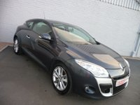 USED 2010 10 RENAULT MEGANE 1.6 I-MUSIC COUPE
