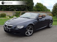 USED 2006 V BMW M6 5.0 M6 2d AUTO 501 BHP LOW MILEAGE 2 OWNERS