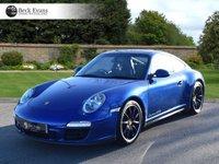 USED 2011 61 PORSCHE 911 3.8 CARRERA GTS PDK 2d AUTO 408 BHP 2 OWNERS PDK