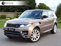USED 2017 17 LAND ROVER RANGE ROVER SPORT 3.0 SDV6 AUTOBIOGRAPHY DYNAMIC 5d AUTO 306 BHP VAT QUALIFYING  LOW MILEAGE  22 INCH WHEELS