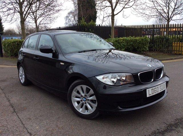 2010 60 BMW 1 SERIES 2.0 118D ES 5d 141 BHP