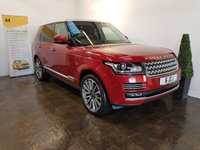 USED 2013 63 LAND ROVER RANGE ROVER 3.0 TDV6 AUTOBIOGRAPHY 5d AUTO 258 BHP