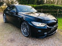 USED 2016 66 BMW M3 3.0 M3 COMPETITION PACKAGE 4d AUTO 444 BHP Service Pack, Warranty 09/2019, Head up display