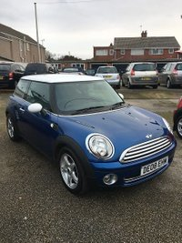 2008 MINI HATCH COOPER 1.6 COOPER 3d 118 BHP £3895.00