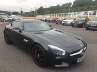 USED 2015 65 MERCEDES-BENZ AMG GTS 4.0 AMG GT S COUPE 503 BHP 503bhp S Model with only 3,000 miles