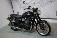 2013 TRIUMPH BONNEVILLE 865cc  £5250.00