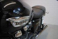 USED 2013 13 TRIUMPH BONNEVILLE 865cc